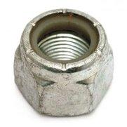 5/8-18 Låsmutter till hjulaxel zink
