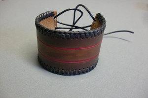 Läder armband