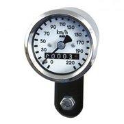 Mini hastighetsmätare 1:1 48 mm.