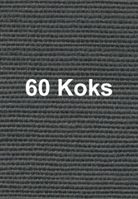 Bomull / Bok 61x123 cm