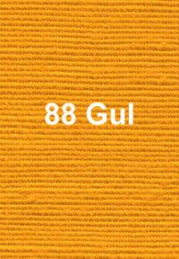 Bomull / Ek 201x123 cm
