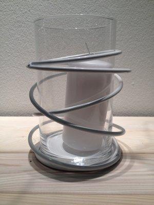Vas eller ljustake, vit från CN Mattsson