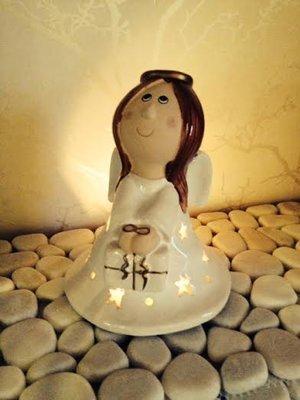 Ljuslykta Ängel från TradeMan