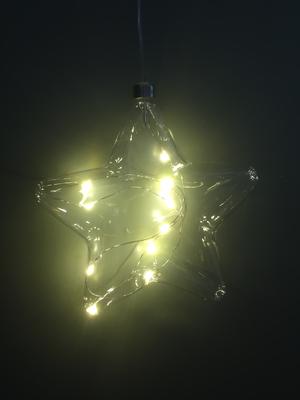 Stjärna med ljusslinga från Storefactory