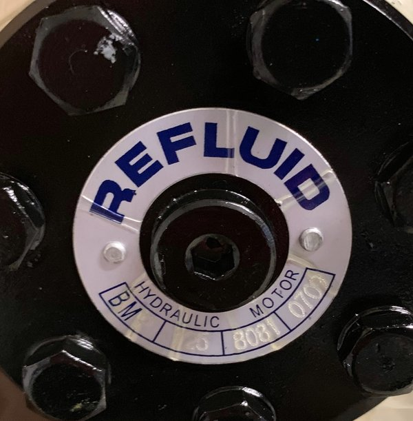 P-set orbitmotor Meta/Hydrofluid/Refluid OMR (We-2200)