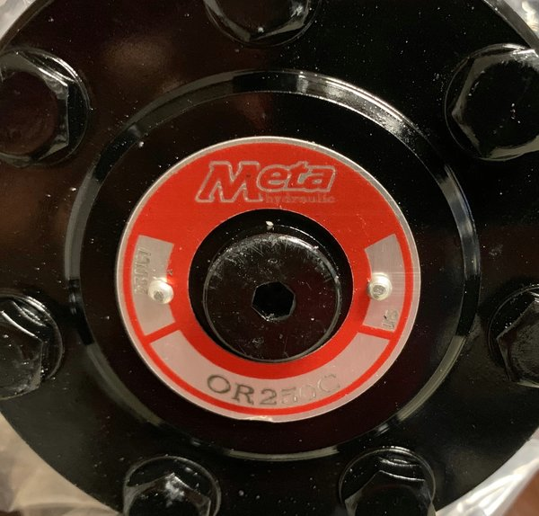 P-sats orbitmotor Meta/Hydrofluid/Refluid OMR (We-2200)