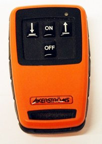 Radio transmitters 2 channels Åkerströms Sesam