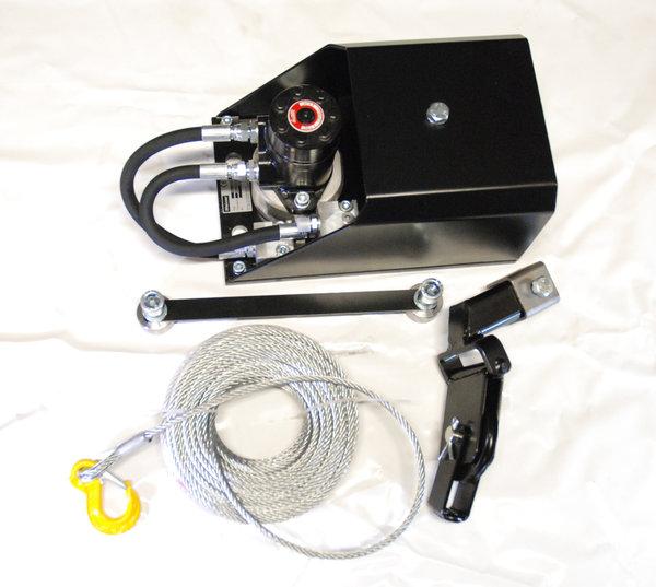Hydraulic winch We-1400 M3S12
