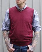Sleeveless Pullover