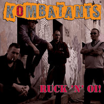 "CD Kombatants ""Ruck 'n' Oi!"" 2013"