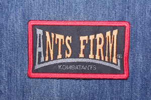 Kombatants - Ants Firm Patch