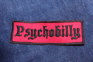 Patch Psychobilly