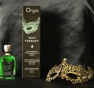 ORGIE Lips Massage Set - Äpple