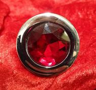 Anal jewellry Red Midi 200 grams