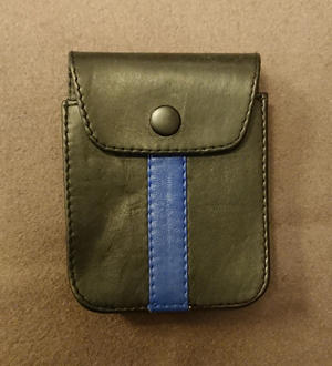 Kleine Tasche für Schärfe (mehrere Farben)