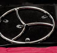 Shibari Ring, Triskele
