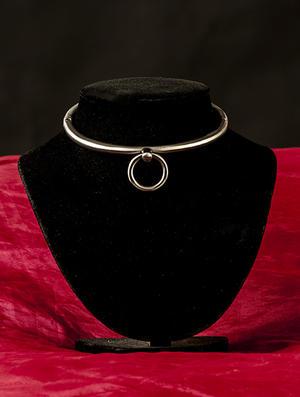 Rostfritt Collar 8 x 135 mm