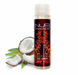 Hot Oil (Coconut)