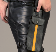Leg Bag for Belt/Jocks (Multiple colors)