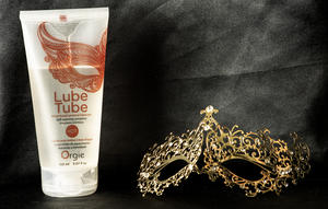 ORGIE  Lube Tube - Hot