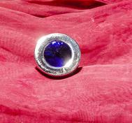 Anal jewellry Blue Midi 200 grams