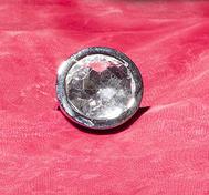 Anal jewellry Crystal Large