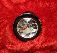Anal jewellry Crystal Midi 200 grams