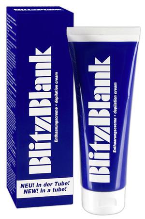 Blitz Blank shaving cream