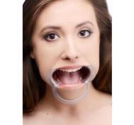 Zahnknebel in Plastik