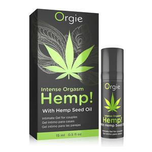 ORGIE Intense Orgasm Hemp