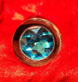 Anal jewellry Turquoise Mini 100 grams