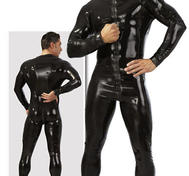 Men's Latex Jumpsuit