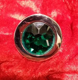 Anal jewellry Green Maxi 500 grams