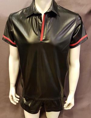 Barcode PU Piket Shirt