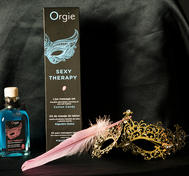 ORGIE Lips Massage Set - Cotton Candy