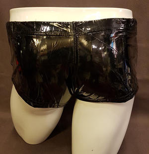 PVC-Shorts