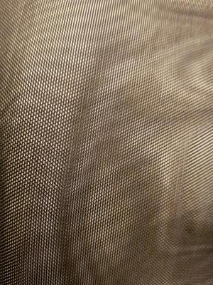 T-Shirt i PVC med Mesh-detaljer