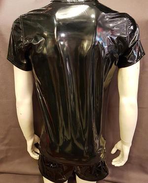 T-Shirt i PVC