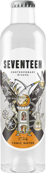 Seventeen 1724 Tonic Water 200 ml
