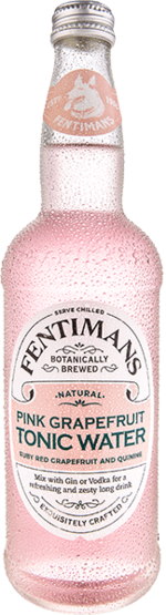 Fentimans Pink Grapefruit Tonic Water 500 ml