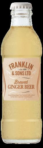 Franklin & Sons Brewed Ginger Beer 200 ml