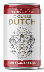 Double Dutch Pomegranate & Basil 150 ml
