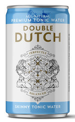 Double Dutch Skinny Tonic Water 150 ml