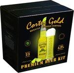 Bulldog Brews Cortez Gold - Mexican Cerveza
