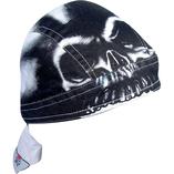 Zan Headgear Road Hog Airbrushed Skull
