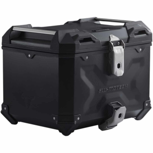 Trax ADV Aluminium 38L black