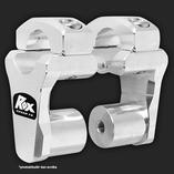 Rox Pivoting Risers för 28,6mm styre(1R-P2PP)