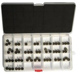 10.00 mm kit för bla KTM, Buell 1125, V-rod
