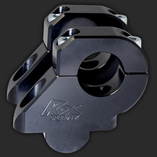 Rox Barback Risers för 28,6mm styre