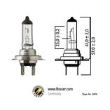 Glödlampa H7 PX26D